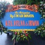 karangan bunga duka cita type 5ttk di Surabaya (1)