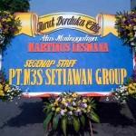 karangan bunga duka cita type 5ttk di Surabaya (3)
