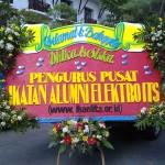 karangan bunga pernikahan type 5ttk di Surabaya (1)