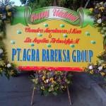 karangan bunga pernikahan type 5ttk di Surabaya (3)
